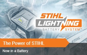 Watch Video - STIHL Lightning